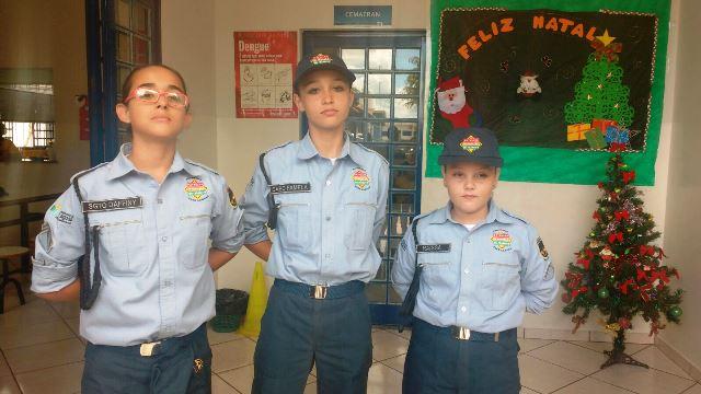 Sargento, Cabo e Soldado/Fotos: Cabo Marden