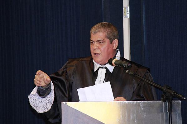 Presdiente do TCE-MS, Waldir Neves Barbosa/Foto: Wanderson Lara