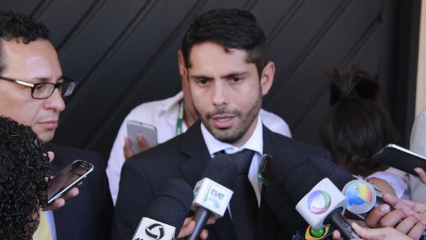 Promotor de Justiça, coordenador do Gaeco, Marcos Alex Vera/Foto: arquivo