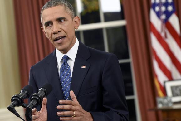 O presidente norte-americano, Barack ObamaSaul Loeb/Pool/Agência Lusa