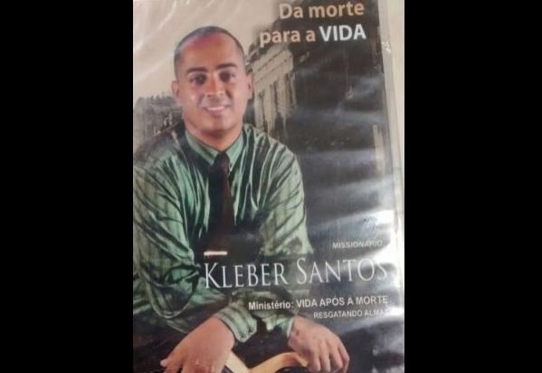 Kleber Elias Pereira dos Santos/ Foto Divulgação PM