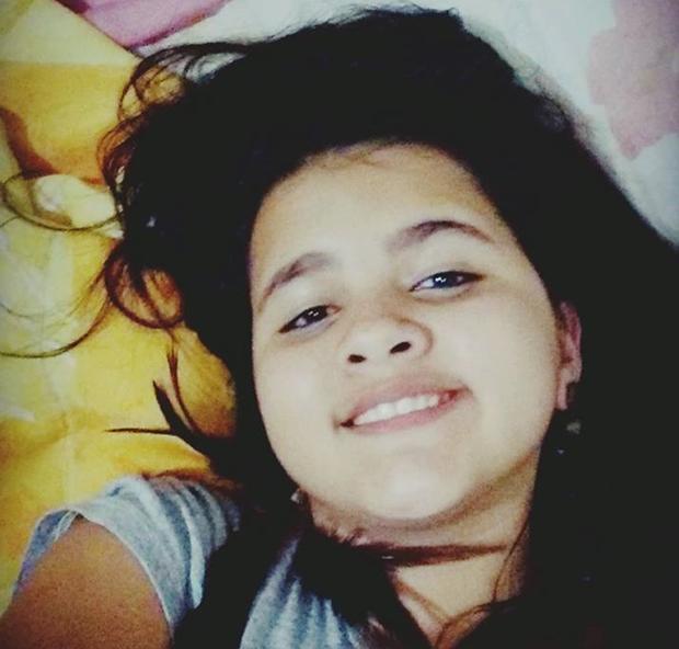 Janara Letícia, desaparecida desde domingo