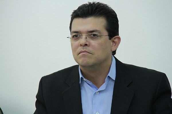 Prefeito afastado Gilmar Olarte
