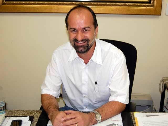 Ex-prfeito Mateus Palma