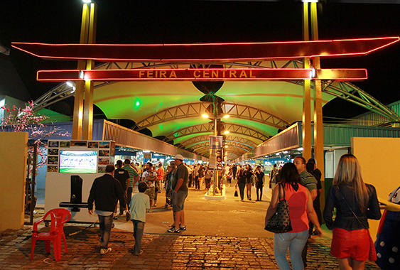Feira Central de Campo Grande