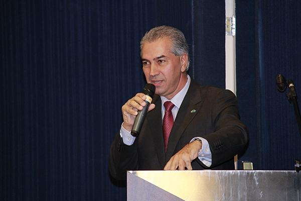Governador Reinaldo Azambuja