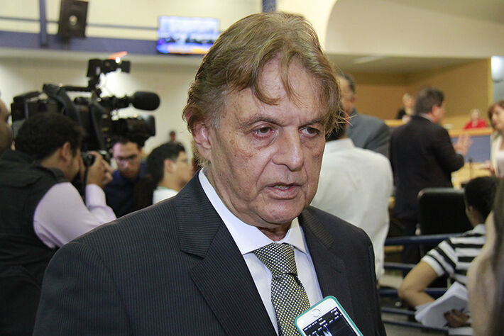 Vereador Eduardo Cury