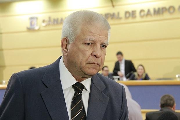 Vereador Edil Albuquerque