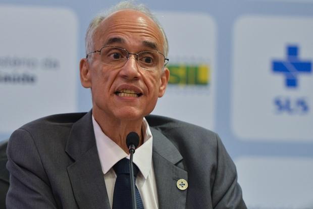 Antônio Nardine, Secretário de Vigilância em Saúde