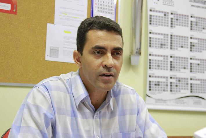 Presidente da ACP, Lucílio Nobre