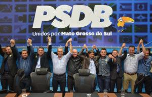 PSDB de MS elege 36 prefeitos e disputa segundo turno na Capital