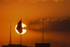 Camada de ozônio filtra raios ultravioleta