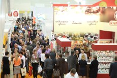 World Food Moscow é uma das maiores feiras de alimentos do mundo