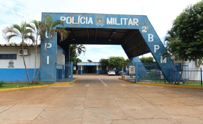 Policiais Militares desistiram de ficar no quartel em forma de protesto contra o governo do estado por conta de ameaças de facção