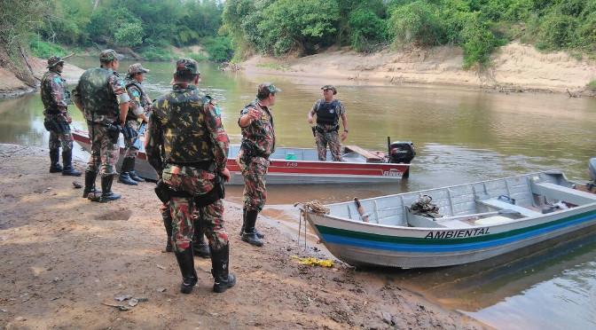 A Polícia Militar Ambiental (PMA) encerrou nesta segunda-feira (16), às 7h30, a operação Pacificador, iniciada no dia (10)