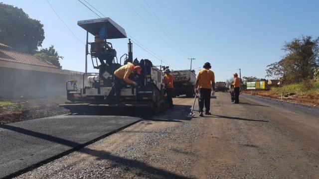 Licitações são para obras de asfalto e drenagem em cidades do interior