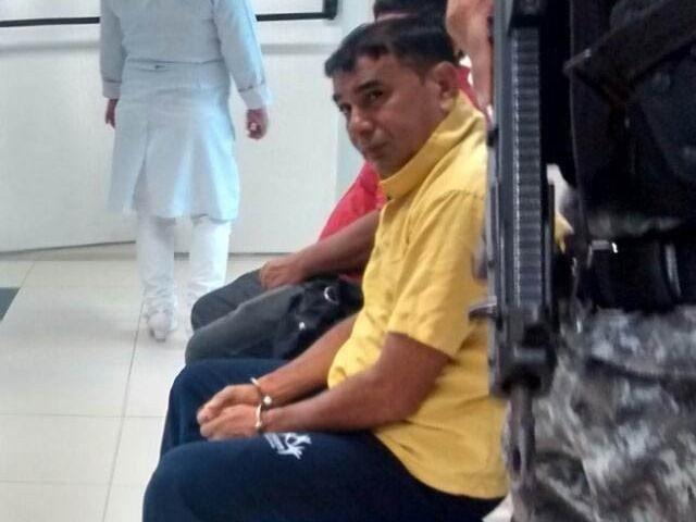 O alvo seria Zé Roberto da Compensa custodiado na Presídio Federal de Campo Grande