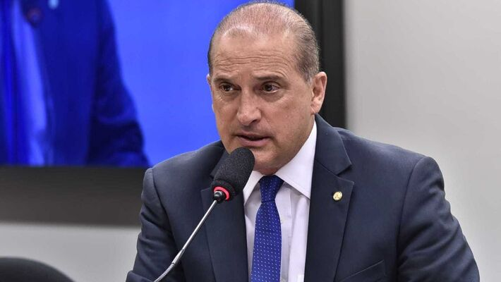Futuro ministro da Casa Civil de Bolsonaro, Onyx Lorenzoni