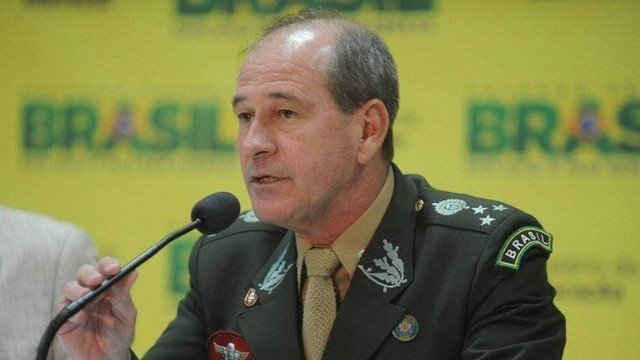 O general do Exército Fernando Azevedo e Silva foi indicado como ministro da Defesa de Bolsonaro