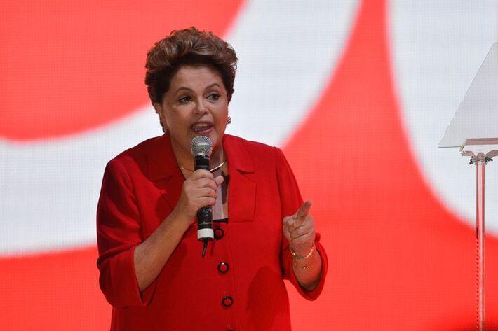 Dilma Rousseff passou por uma angioplastia ( desobstrução de artérias do coração) em São Paulo