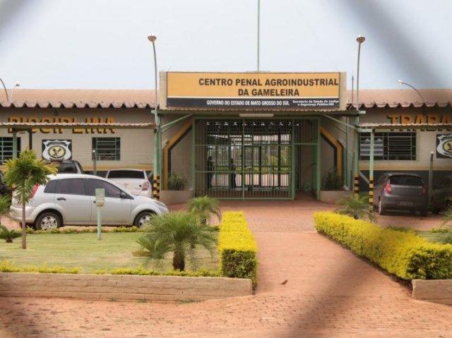 Centro Penal Agroindustrial da Gameleira, onde preso morreu nesta madrugada