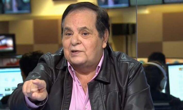 O jornalista Roberto Avallone