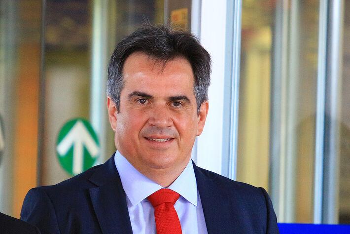 O senador Ciros Nogueira