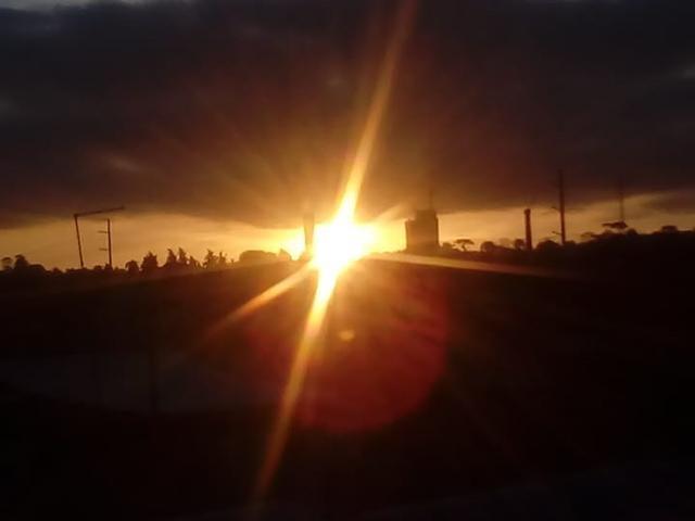 Sol brilha intensamente em MS nessa sexta-feira