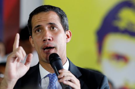 Juan Guaidó irá se reunir com Jair Bolsonaro