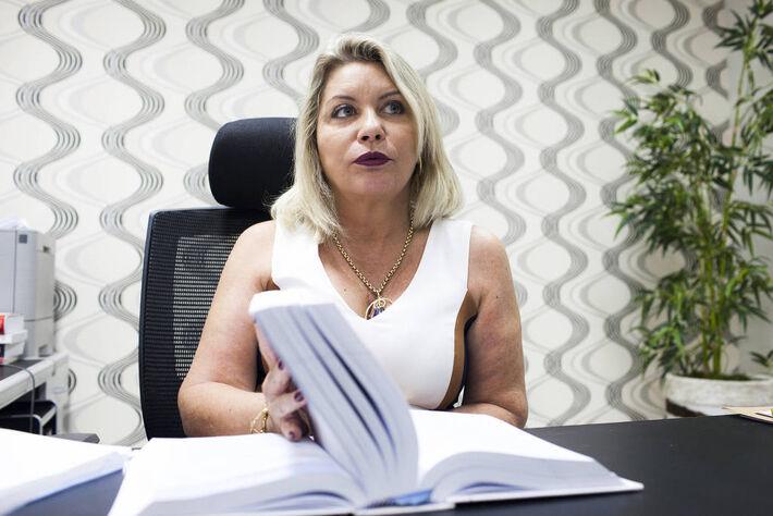 Selma Arruda, juíza de Mato Grosso que foi eleita senadora pelo PSL