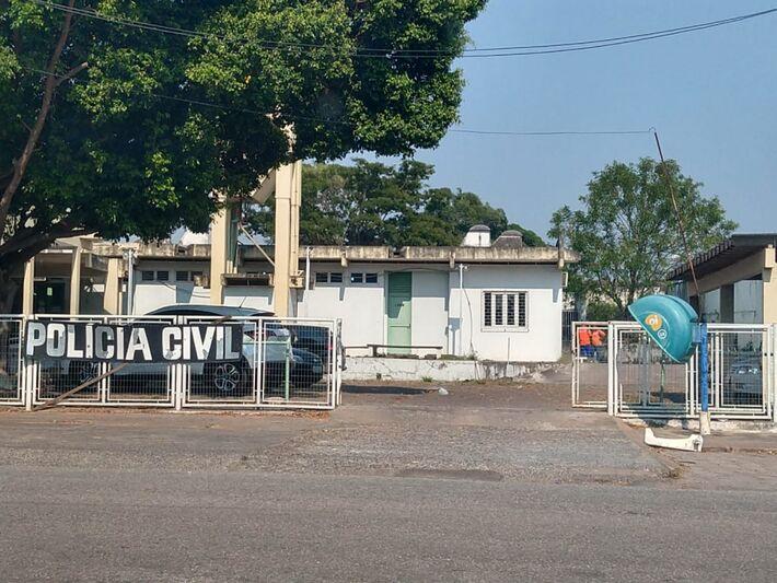 1° Delegacia de Polícia Civil de Corumbá