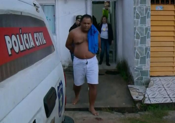 Suspeito de foi preso no último dia 15/04 em Maceió