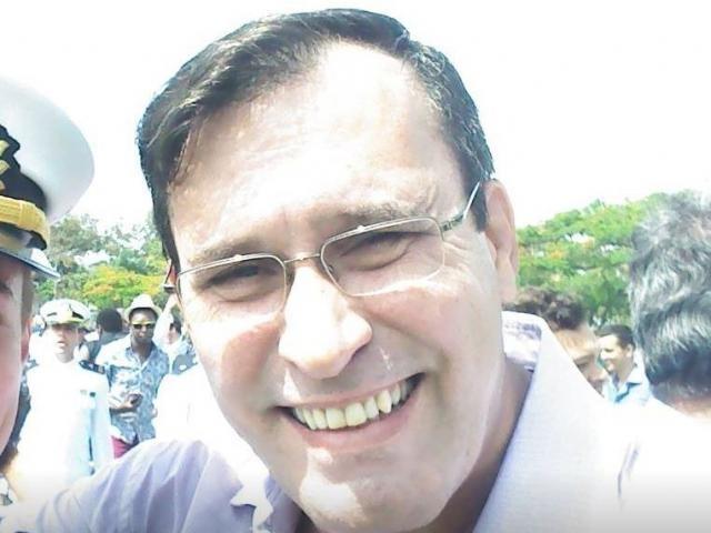 Paulo Settervall, de 57 anos, também já foi professor do Colégio Militar de Campo Grande.