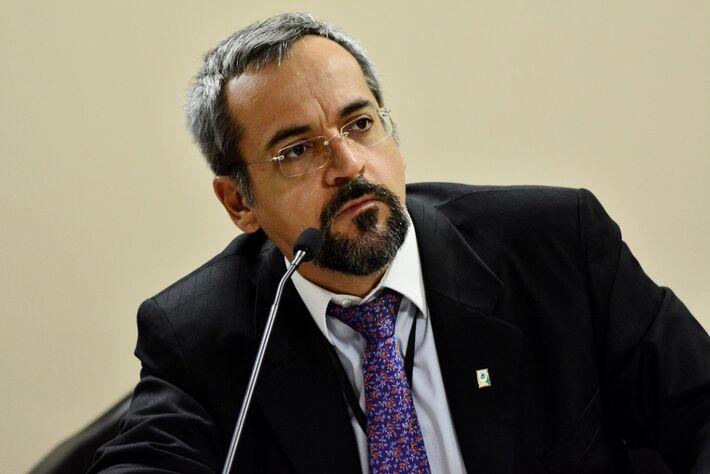 O novo ministro da Educação, Abraham Weintraub