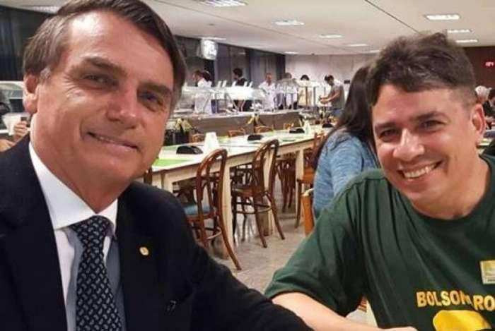 magem do Facebook de Carlos Victor Guerra Nagem, que foi indicado para cargo na Petrobras