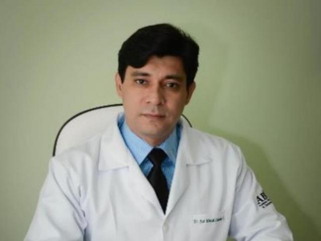 O médico Jose Centurión foi morto por pistoleiro no dia 11 deste mês em Pedro Juan