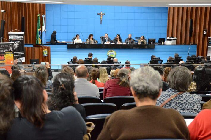 Renato Câmara encerrou ás atividades da campanha Junho Prata