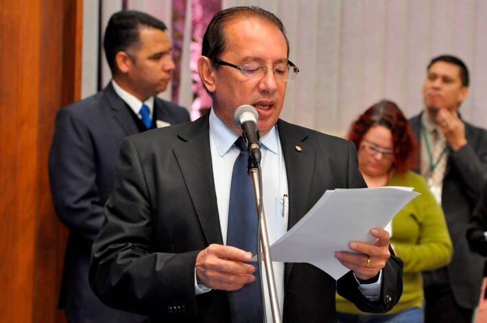 O deputado estadual Gerson Claro