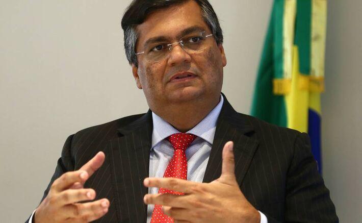O governador do Maranhão, Flavio Dino