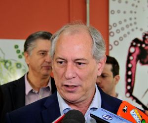 O vice-presidente do PDT, Ciro Gomes
