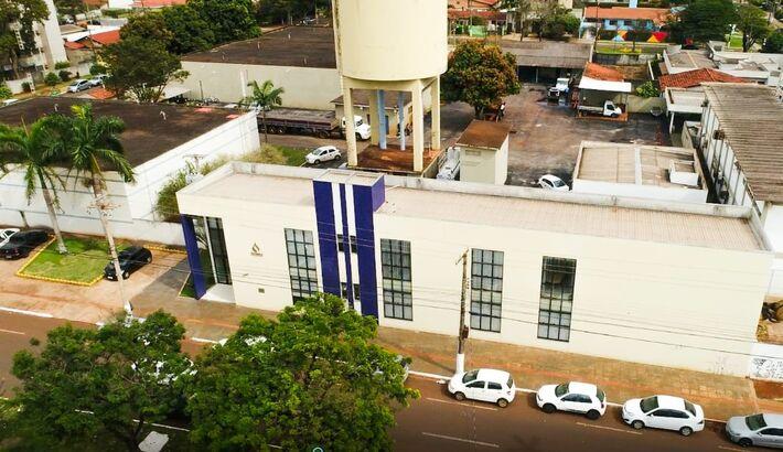 Governo Presente será realizado no escritório regional da Sanesul em Dourados