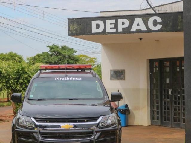 Caso foi registrado em Depac (Delegacia de Pronto Atendimento Comunitário