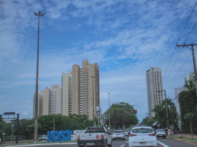 Previsão para Campo Grande é de céu claro nesta segunda-feira