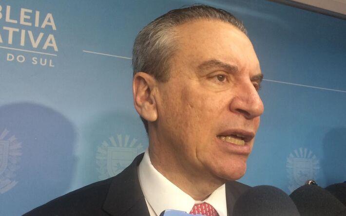 Presidente da Assembleia Paulo Corrêa disse que a Casa não vai custear CPI