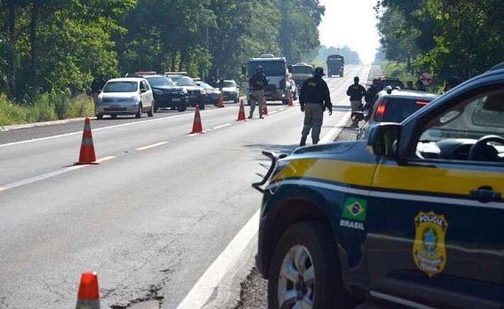 Operação nas estradas federais de MS terá reforço na fiscalização