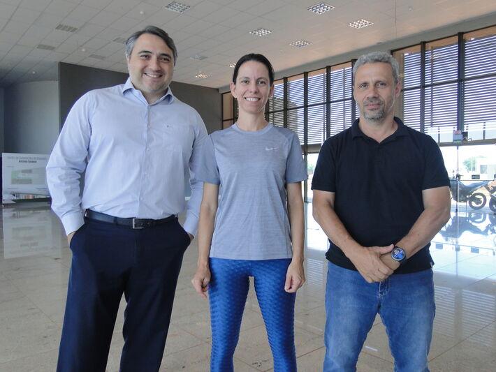 Ampliação dos polos foi decidida em reunião entre a direção da Funed e a coordenadora do projeto
