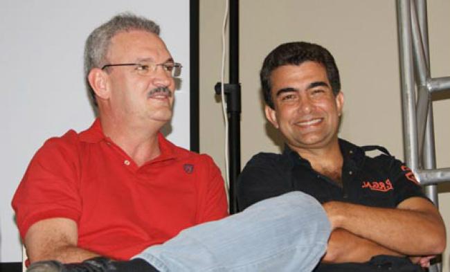 Geraldo e Marçal trocaram o MDB pelo PSDB e são alvos de inquérito no STF
