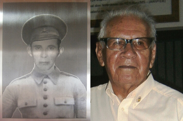 Faleceu na noite deste domingo, dia 24 de novembro, o ex-combatente
