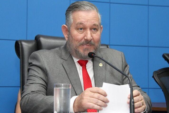 O deputado estadual Antonio Vaz é autor da nova lei