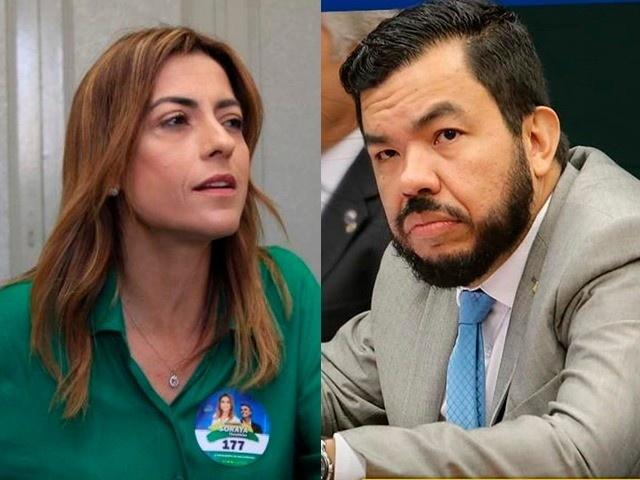 Senadora Soraya Thronicke dá emprego para irmão do deputado federal Loester Carlos